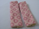 Pink Car Seat Strap Covers $5.00