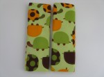Turtles Car Seat Strap Covers $5.00